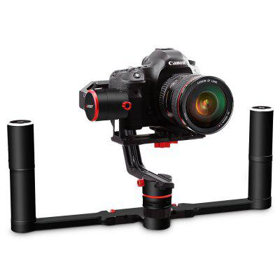 FY FEIYUTECH a2000 3-axis Gimbal with Dual Handle Grip - BLACK