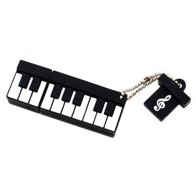 Piano Design Kreative USB2.0 Flash Drive U Disk