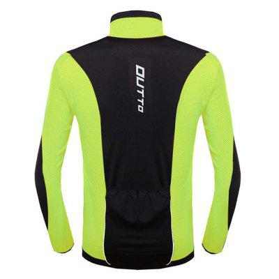 outto outdoor Male Outdoor Long Sleeve Cycling Jacket Richardson Prices for the announcement