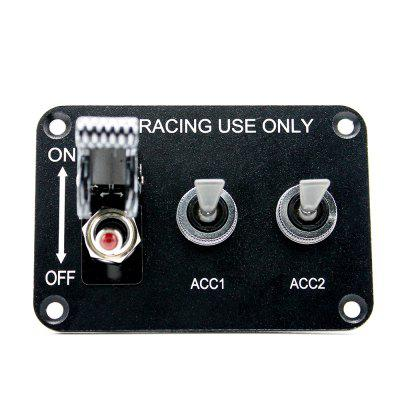 IZTOSS S2840 - Z 12V Toggle Racing Pannello Interruttore di Accensione