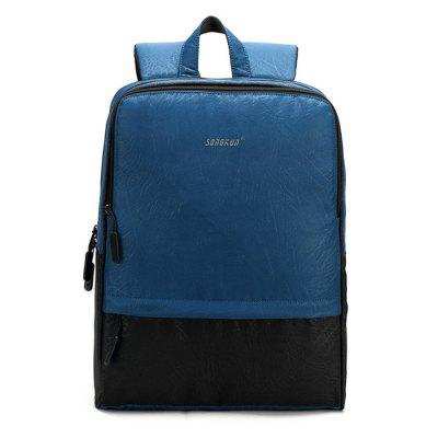 Songkun 17132 Waterproof Anti-slip Backpack Laptop Bag