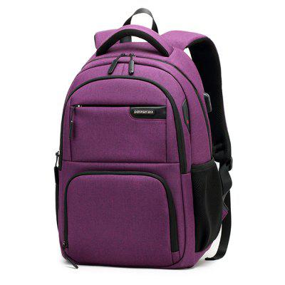 Songkun 17139 Waterproof Anti-slip Backpack Laptop Bag