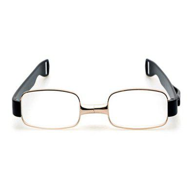 CTSmart E0006 Folding 360 Degree Rotating Presbyopic GlassesOther Eyewear<br>CTSmart E0006 Folding 360 Degree Rotating Presbyopic Glasses<br><br>Brand: CTSmart<br>Ear-stems Length: 13.3cm<br>Lens height: 2.7cm<br>Lens width: 4.7cm<br>Nose bridge width: 2.3cm<br>Package Content: 1 x Presbyopic Glasses, 1 x Glasses Box<br>Package size: 15.00 x 5.00 x 4.00 cm / 5.91 x 1.97 x 1.57 inches<br>Package weight: 0.0500 kg<br>Product size: 13.30 x 2.70 x 1.80 cm / 5.24 x 1.06 x 0.71 inches<br>Product weight: 0.0200 kg<br>Suitable for: Old People<br>Type: Presbyopic Glasses<br>Whole Width: 13.3cm