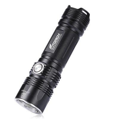 FiTorch P26R LED Flashlight CREE XHP70.2 Rechargeable Torch