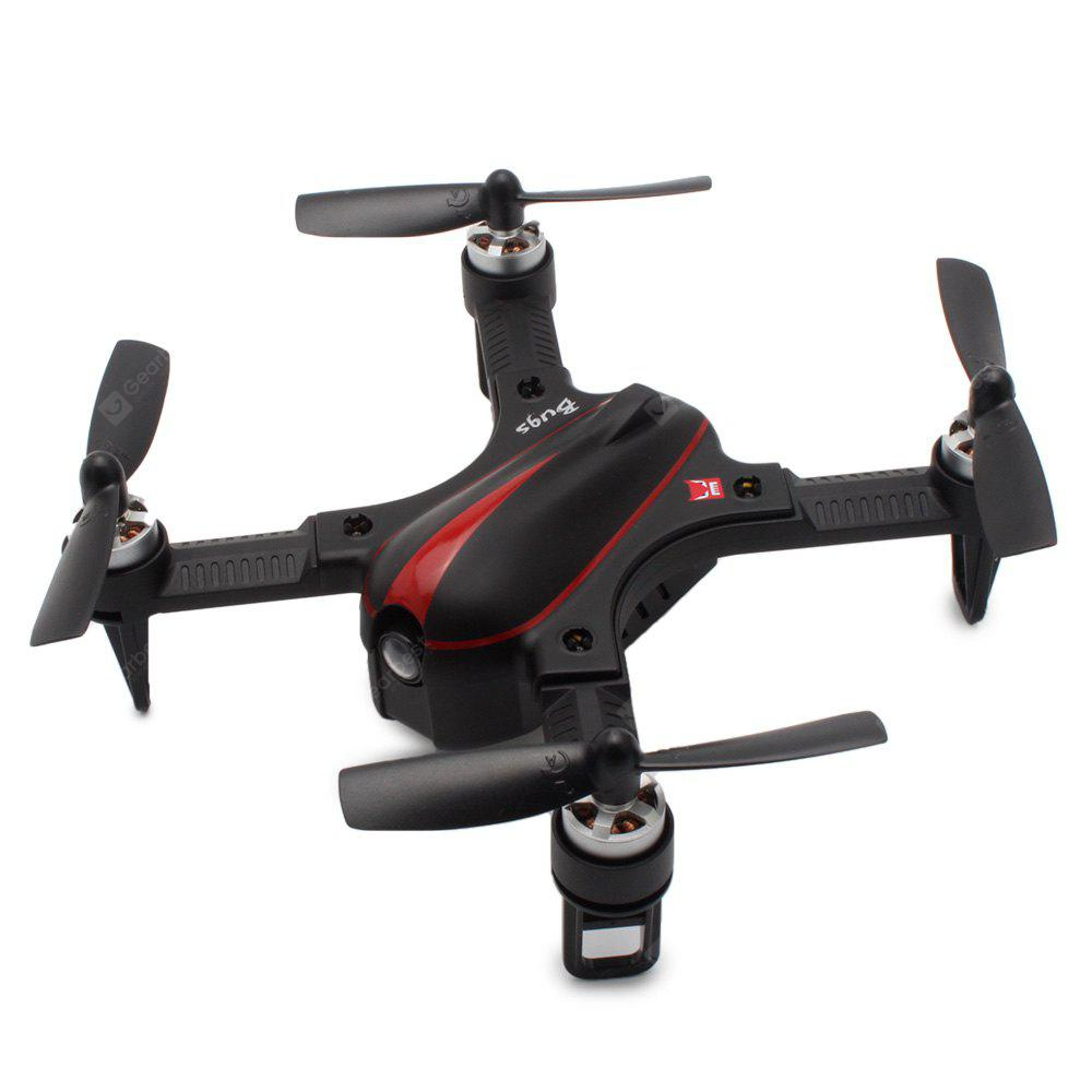 MJX Bugs 3 (B3) 175mm Mini borstelloze RC Drone RTF - ZWART GEEN CAMERA