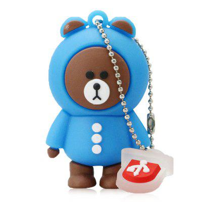 Cartoon USB 2.0 Personality U Disk