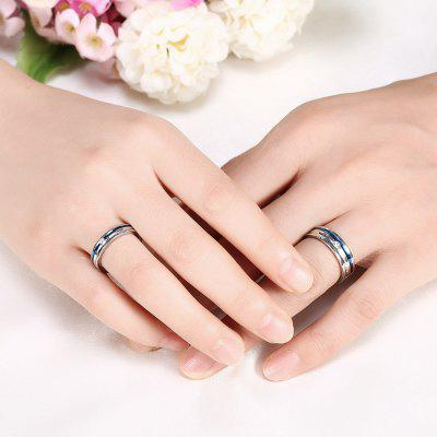 Chic Stainless Steel Trendy Women RingRings<br>Chic Stainless Steel Trendy Women Ring<br><br>Package Contents: 1 x Ring<br>Package size (L x W x H): 6.00 x 6.00 x 4.00 cm / 2.36 x 2.36 x 1.57 inches<br>Package weight: 0.0720 kg<br>Product weight: 0.0500 kg<br>Style: Fashion<br>Type: Rings