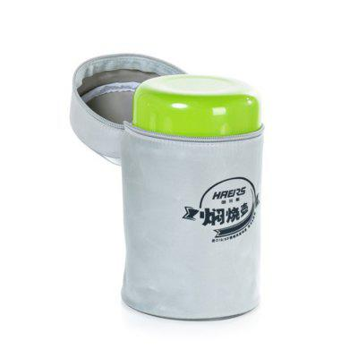 Safe Multipurpose Food Water Braised Jar for Office Students