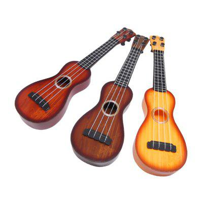 Simulation Ukulele Mini Musical Intelligence Toy