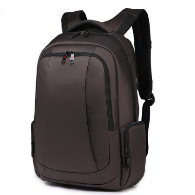 TIGERNU T - B3143 - 01 15.6 inch Business Laptop Backpack  -  COFFEE