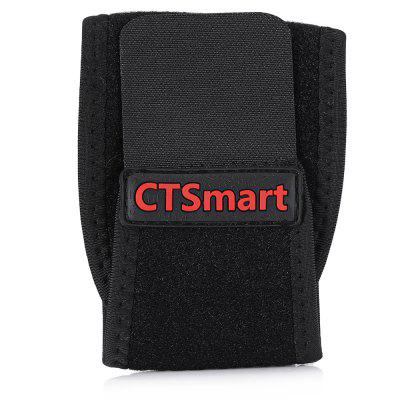 CTSmart  CT - 08 Outdoor Sports Elastic Soft Wrist SupportSports Protective Gear<br>CTSmart  CT - 08 Outdoor Sports Elastic Soft Wrist Support<br><br>Brand: CTSmart<br>Package Content: 1 x Wrist Guard<br>Package size: 16.00 x 12.00 x 4.00 cm / 6.3 x 4.72 x 1.57 inches<br>Package weight: 0.0210 kg<br>Product size: 32.00 x 8.00 x 0.30 cm / 12.6 x 3.15 x 0.12 inches<br>Product weight: 0.0200 kg<br>Size: Free Size