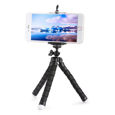 GearBest ES - Clientes Nuevos: $0.99 - Octopus Tripod for Universal Action Camera / Smartphone - BLACK