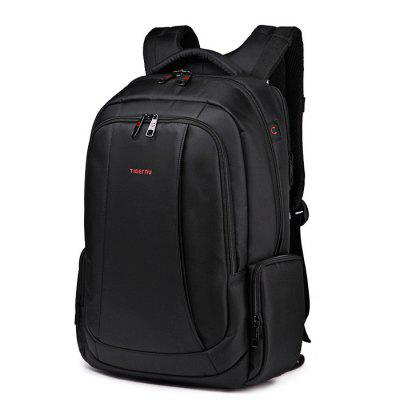 TIGERNU T - B3143 - 01 15.6 inch Business Laptop Backpack new hot brand canvas backpack bag for laptop 14 15 inch travel business office worker bag school pack free drop shipping 1265