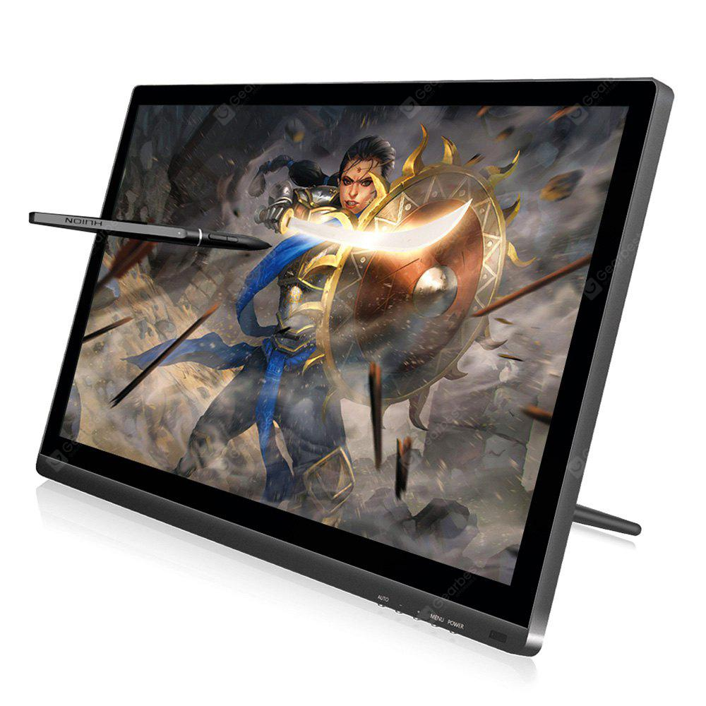Huion GT - 191 19.5-inch Drawing Tablet Digital Screen - BLACK Us PLUG