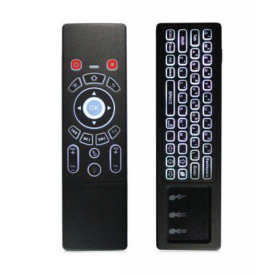 T6 - L 2.4GHz Wireless Remote Control Air Mouse Keyboard