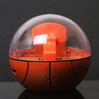 Handhold Mini Basketball Shooting Stress Relief ToySquishy toys<br>Handhold Mini Basketball Shooting Stress Relief Toy<br><br>Age Range: &gt; 3 years old<br>Materials: Plasticine<br>Package Content: 1 x Basketball Toy<br>Package Dimension: 12.00 x 12.00 x 12.00 cm / 4.72 x 4.72 x 4.72 inches<br>Package Weights: 0.1950 kg<br>Product Dimension: 11.00 x 11.00 x 11.00 cm / 4.33 x 4.33 x 4.33 inches<br>Products Type: Stess Relief Toy
