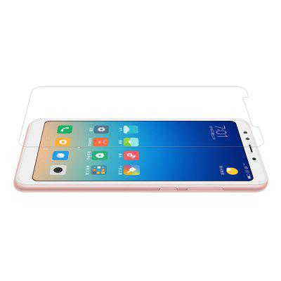 NILLKIN Tempered Glass Screen ProtectorScreen Protectors<br>NILLKIN Tempered Glass Screen Protector<br><br>Brand: Nillkin<br>Compatible Model: Xiaomi Redmi 5 Plus<br>Mainly Compatible with: Xiaomi<br>Material: Tempered Glass<br>Package Contents: 1 x Tempered Glass Screen Protector, 1 x Toolkit, 2 x Lens Patch<br>Package size (L x W x H): 20.00 x 11.50 x 1.20 cm / 7.87 x 4.53 x 0.47 inches<br>Package weight: 0.0670 kg<br>Product weight: 0.0090 kg<br>Surface Hardness: 9H<br>Thickness: 0.33mm<br>Type: Screen Protector