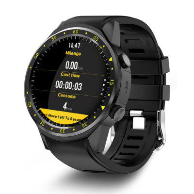 TenFifteen F1 Sports Smartwatch PhoneSmart Watch Phone<br>TenFifteen F1 Sports Smartwatch Phone<br><br>Additional Features: 2G, MP3, Notification, GPS, Bluetooth<br>Battery: 430mAh Built-in<br>Bluetooth: Yes<br>Bluetooth Version: V3.0,V4.0<br>Brand: TenFifteen<br>Camera type: Single camera<br>Compatible OS: IOS<br>CPU: MTK2503<br>English Manual: 1<br>External Memory: TF card up to 64GB (not included)<br>Frequency: GSM900/1800MHz<br>Front camera: 0.3MP<br>Functions: Pedometer, Sleep monitoring, Heart rate measurement<br>GPS: Yes<br>Languages: English, French, Spanish, Polish, Portuguese, Japanese, German, Italian, Russian, Czech<br>Microphone: Supported<br>Music format: MP3<br>Network type: GSM<br>Package size: 13.00 x 11.00 x 8.90 cm / 5.12 x 4.33 x 3.5 inches<br>Package weight: 0.2000 kg<br>Picture format: PNG, JPEG<br>Product size: 25.00 x 4.72 x 1.20 cm / 9.84 x 1.86 x 0.47 inches<br>Product weight: 0.0600 kg<br>RAM: 32MB<br>ROM: 128MB<br>Screen resolution: 240 x 240<br>Screen size: 1.3 inch<br>Screen type: IPS<br>SIM Card Slot: Single SIM<br>Smartwatch Phone: 1<br>Speaker: Supported<br>TF card slot: Yes<br>Type: Watch Phone<br>USB Cable: 1<br>Video format: MP4<br>Wireless Connectivity: Bluetooth, GSM, GPS