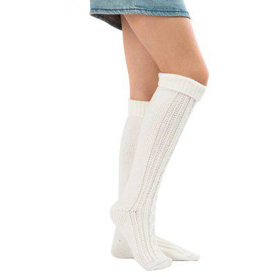 Simple Flanging Hemp Flowers Knitted Stockings For WomenWomens Socks &amp; Hosieries<br>Simple Flanging Hemp Flowers Knitted Stockings For Women<br><br>Contents: 1 x Pair of Stockings<br>Gender: Women<br>Package size (L x W x H): 17.00 x 13.00 x 11.00 cm / 6.69 x 5.12 x 4.33 inches<br>Package weight: 0.1300 kg<br>Product weight: 0.1230 kg<br>Style: Casual<br>Type: Stockings