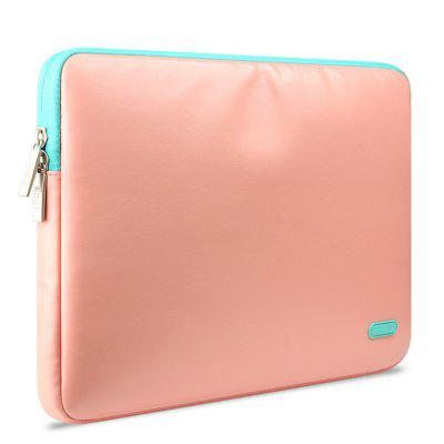 15-inch Classic PU Leather Laptop Protective Bag for MacBookLaptop Bags<br>15-inch Classic PU Leather Laptop Protective Bag for MacBook<br><br>Package Contents: 1 x Laptop Protective Bag<br>Package size (L x W x H): 40.00 x 29.00 x 2.00 cm / 15.75 x 11.42 x 0.79 inches<br>Package weight: 0.2590 kg<br>Product size (L x W x H): 39.00 x 28.00 x 1.00 cm / 15.35 x 11.02 x 0.39 inches<br>Product weight: 0.2390 kg<br>Size: 15.0 inch