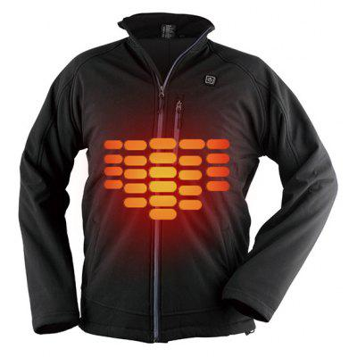 Outdoor Thermal Electric Heating Jacket