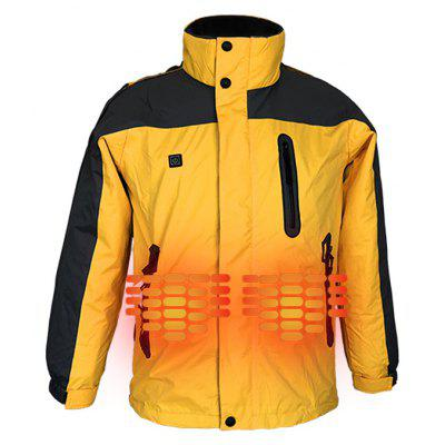 Outdoor Thermal Adjustable Electric Heating Jacket