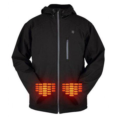Outdoor Thermal Water-resistant Electric Heating Jacket
