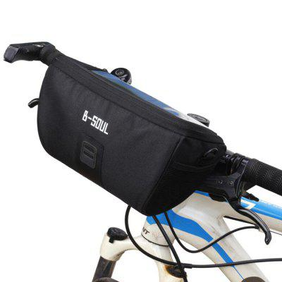 B - SOUL Multifunctional Polyester Bicycle Bag