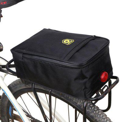 B - SOUL Multifunctional Bicycle Bag with Light