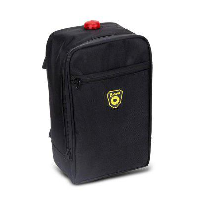 B - SOUL Multifunctional Bicycle Bag with LightBike Bags<br>B - SOUL Multifunctional Bicycle Bag with Light<br><br>Brand: B-SOUL<br>Package Contents: 1 x Bag<br>Package Dimension: 30.00 x 20.00 x 16.00 cm / 11.81 x 7.87 x 6.3 inches<br>Package weight: 0.3100 kg<br>Product Dimension: 28.00 x 16.00 x 11.00 cm / 11.02 x 6.3 x 4.33 inches<br>Product weight: 0.2800 kg