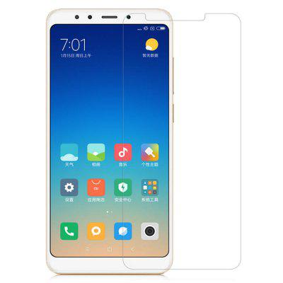NILLKIN Durable PET Screen ProtectorScreen Protectors<br>NILLKIN Durable PET Screen Protector<br><br>Brand: Nillkin<br>Compatible Model: Xiaomi Redmi 5 Plus<br>Features: Anti fingerprint, High Transparency, Protect Screen<br>Mainly Compatible with: Xiaomi<br>Material: PET<br>Package Contents: 1 x Tempered Glass Screen Protector, 1 x Toolkit, 2 x Lens Patch<br>Package size (L x W x H): 18.00 x 10.00 x 0.30 cm / 7.09 x 3.94 x 0.12 inches<br>Package weight: 0.0210 kg<br>Product Size(L x W x H): 15.20 x 6.80 x 0.01 cm / 5.98 x 2.68 x 0 inches<br>Product weight: 0.0034 kg<br>Thickness: 0.3mm<br>Type: Screen Protector