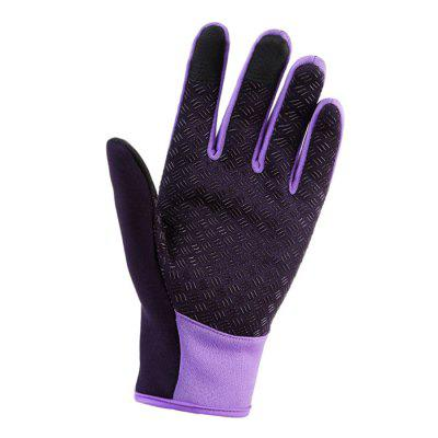 Pair of Full-finger Touch Screen Waterproof GlovesCycling Gloves<br>Pair of Full-finger Touch Screen Waterproof Gloves<br><br>Package Contents: 1 x Pair of Gloves<br>Package size (L x W x H): 14.00 x 7.00 x 5.00 cm / 5.51 x 2.76 x 1.97 inches<br>Package weight: 0.2200 kg<br>Product size (L x W x H): 23.00 x 5.00 x 2.00 cm / 9.06 x 1.97 x 0.79 inches<br>Product weight: 0.2000 kg