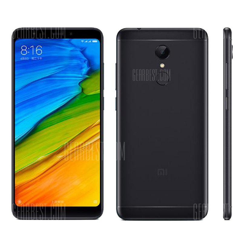 [GearBest]Xiaomi Redmi 5 4G 2GB RAM (Global Version) for $170.49 shipped