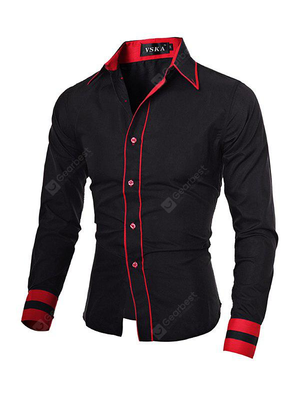 Stylish Long Sleeves Shirt