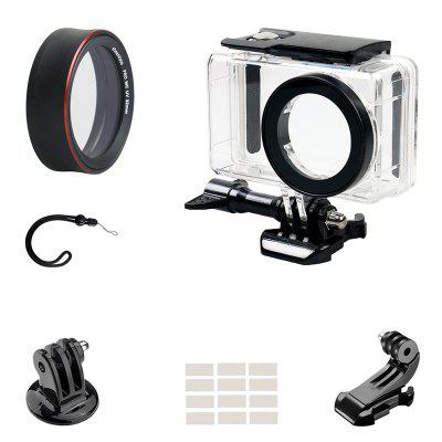 Sheenfoto Action Camera Accessories Kit for Xiaomi mijia