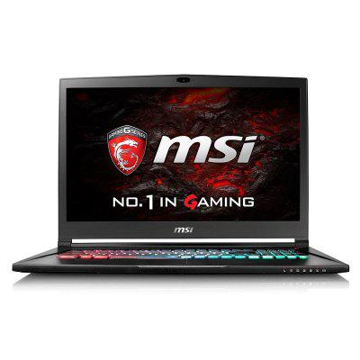 MSI GS73VR STEALTH PRO - 033 Ordinateur portable de jeu
