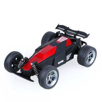ATTOP YD-003 1:24 high speed 2.4G speed remote control car children model toy