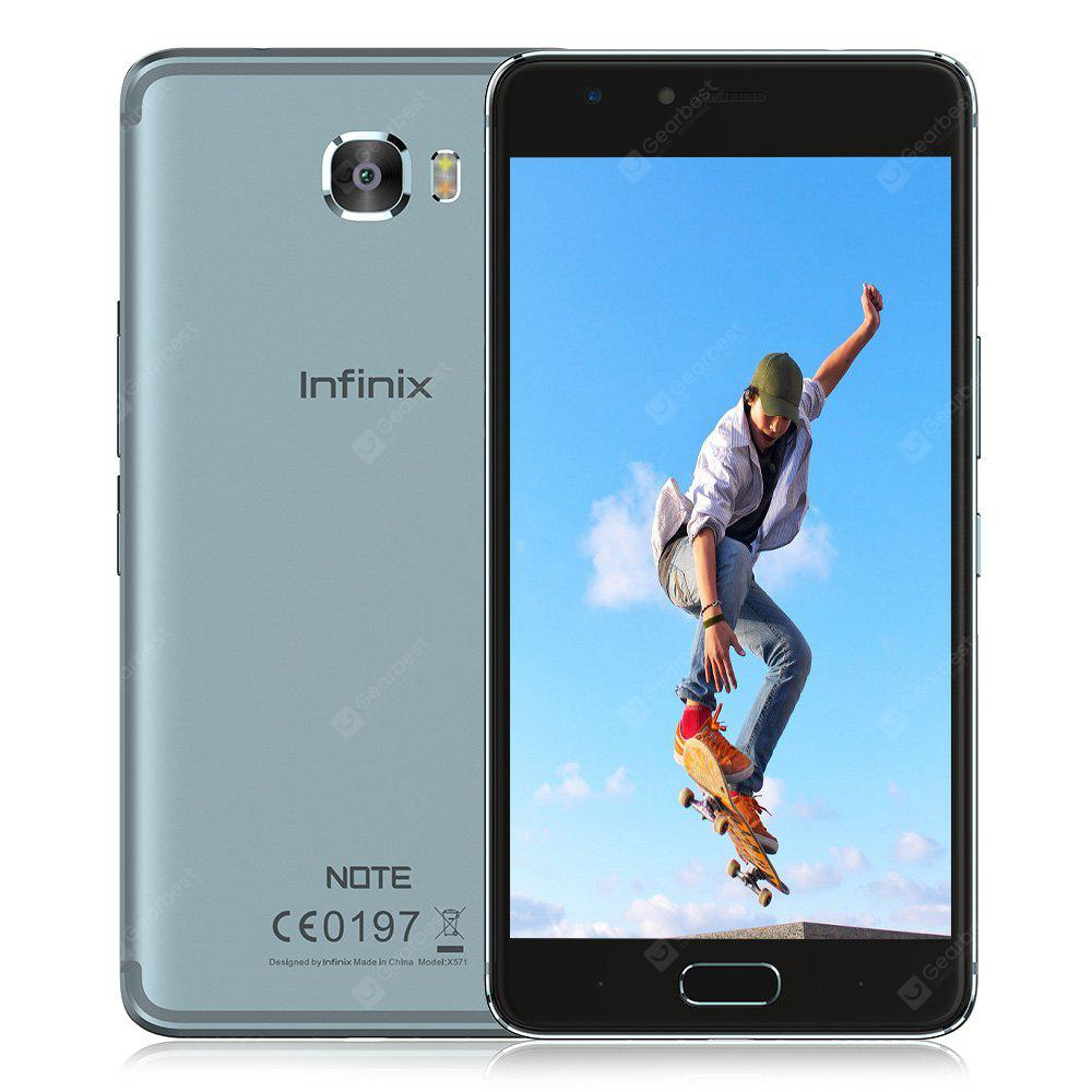 Infinex Note 4 Pro (X571) 4G Phablet