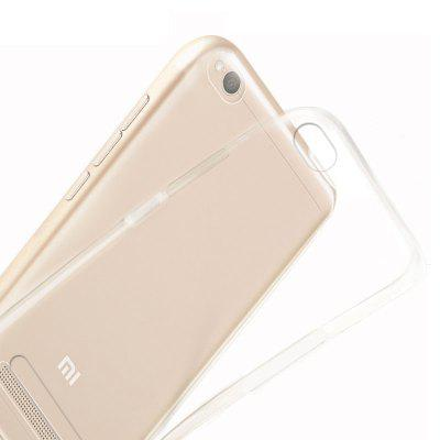 Clear Transparent TPU Soft Phone Case for Xiaomi Redmi 4ACases &amp; Leather<br>Clear Transparent TPU Soft Phone Case for Xiaomi Redmi 4A<br><br>Color: Transparent<br>Compatible Model: Redmi 4A<br>Features: Dirt-resistant<br>Mainly Compatible with: Xiaomi<br>Material: TPU<br>Package Contents: 1 x Phone Case<br>Package size (L x W x H): 16.00 x 9.00 x 2.00 cm / 6.3 x 3.54 x 0.79 inches<br>Package weight: 0.0150 kg<br>Product Size(L x W x H): 14.00 x 7.20 x 1.00 cm / 5.51 x 2.83 x 0.39 inches<br>Product weight: 0.0130 kg<br>Style: Transparent