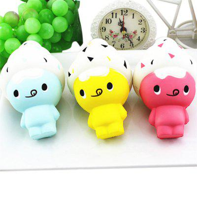 Squishy Stress Relief Ice Cream Doll PU Toy DecorationSquishy toys<br>Squishy Stress Relief Ice Cream Doll PU Toy Decoration<br><br>Age Range: &gt; 3 years old<br>Materials: PU<br>Package Content: 1 x Toy<br>Package Dimension: 15.00 x 10.00 x 10.00 cm / 5.91 x 3.94 x 3.94 inches<br>Package Weights: 0.0700 kg<br>Product Dimension: 13.00 x 8.00 x 2.00 cm / 5.12 x 3.15 x 0.79 inches<br>Products Type: Squishy Toys