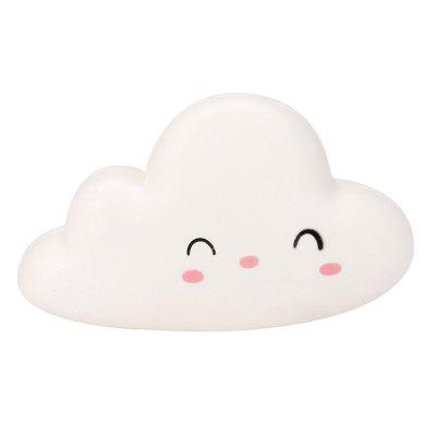Squishy Questions : Questions & Answers for PU Simulation Clouds Relieve Pressure Jumbo Squishy Toy