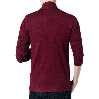 Fashionable V-neck Men Sweater CoatMens Sweaters &amp; Cardigans<br>Fashionable V-neck Men Sweater Coat<br><br>Clothes Type: Sweatshirt<br>Material: Cotton<br>Occasion: Casual , Going Out<br>Package Contents: 1 x Sweater, 1 x Package<br>Package size: 38.00 x 27.00 x 4.00 cm / 14.96 x 10.63 x 1.57 inches<br>Package weight: 0.8200 kg<br>Product size: 35.00 x 25.00 x 2.00 cm / 13.78 x 9.84 x 0.79 inches<br>Product weight: 0.8000 kg<br>Style: Classic, Casual<br>Thickness: Regular