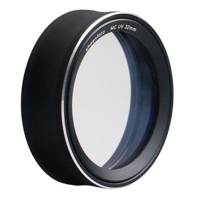 Sheenfoto CPL / 32mm UV Filter Action Camera AccessoriesAction Cameras &amp; Sport DV Accessories<br>Sheenfoto CPL / 32mm UV Filter Action Camera Accessories<br><br>Accessory type: Camera Accessories Kit<br>Apply to Brand: Xiaomi<br>Brand: Sheenfoto<br>Package Contents: 1 x Waterproof Case, 1 x Screw, 1 x Base, 1 x J Type Base, 1 x Hand Rope, 12 x Anti-mist Insert, 1 x Adapter, 1 x CPL Filter, 1 x UV Filter<br>Package size (L x W x H): 12.00 x 8.60 x 9.00 cm / 4.72 x 3.39 x 3.54 inches<br>Package weight: 0.1800 kg<br>Product size (L x W x H): 8.30 x 4.60 x 8.00 cm / 3.27 x 1.81 x 3.15 inches<br>Product weight: 0.1470 kg