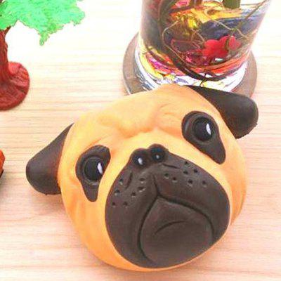PU Imitation Cake Bread Dog Head Style Squishy Toy 1pcSquishy toys<br>PU Imitation Cake Bread Dog Head Style Squishy Toy 1pc<br><br>Age Range: &gt; 5 years old<br>Materials: PU Foam<br>Package Content: 1 x Toy<br>Package Dimension: 15.00 x 10.00 x 8.00 cm / 5.91 x 3.94 x 3.15 inches<br>Package Weights: 0.06kg<br>Product Dimension: 11.00 x 8.00 x 5.00 cm / 4.33 x 3.15 x 1.97 inches<br>Products Type: Squishy Toy