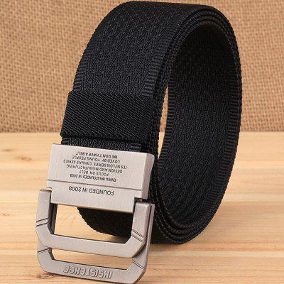 Male Outdoor Tactical Training Nylon BeltMens Belts<br>Male Outdoor Tactical Training Nylon Belt<br><br>Package Size(L x W x H): 10.00 x 4.00 x 10.00 cm / 3.94 x 1.57 x 3.94 inches<br>Package weight: 0.2100 kg<br>Packing List: 1 x Belt<br>Product weight: 0.2000 kg