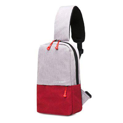 1203 Sling Bag Multifunctional Chest PocketSling Bag<br>1203 Sling Bag Multifunctional Chest Pocket<br><br>For: Mountaineering, Camping, Casual, Cycling, Exercise and Fitness, Hiking, Travel<br>Gender: Unisex<br>Package Contents: 1 x Sling Bag<br>Package size (L x W x H): 20.00 x 5.00 x 26.00 cm / 7.87 x 1.97 x 10.24 inches<br>Package weight: 0.3100 kg<br>Product size (L x W x H): 18.00 x 7.00 x 29.00 cm / 7.09 x 2.76 x 11.42 inches<br>Product weight: 0.3000 kg