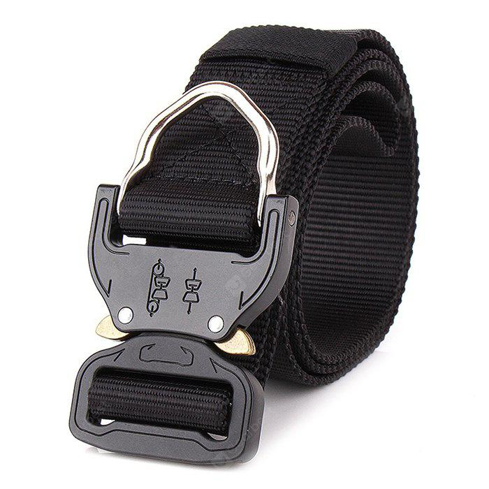 Male Cool Nylon Outdoor Tactical Training Belt