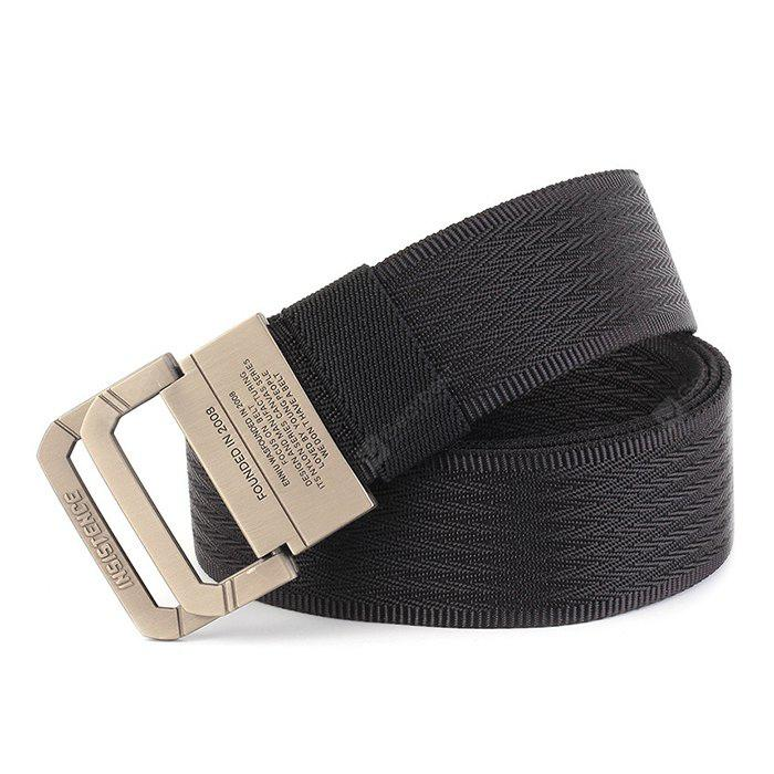 Male Outdoor Tactical Training Nylon Belt
