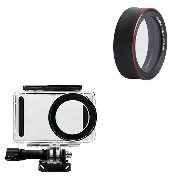 Sheenfoto 32mm UV Filter Action Camera Accessories Kit