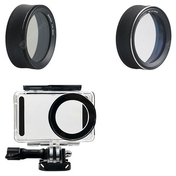 Sheenfoto 32mm CPL / UV Filter Action Camera Accessories